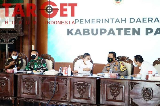 Bupati Haryanto : Diperpanjang, PPKM Darurat Kini Jadi PPKM Level 4