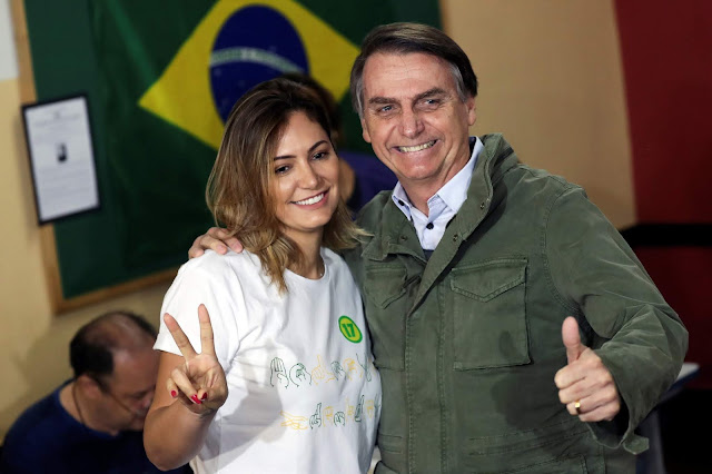Conheça a trajetória de Michelle Bolsonaro, a futura primeira-dama do Brasil que morou em Ceilândia