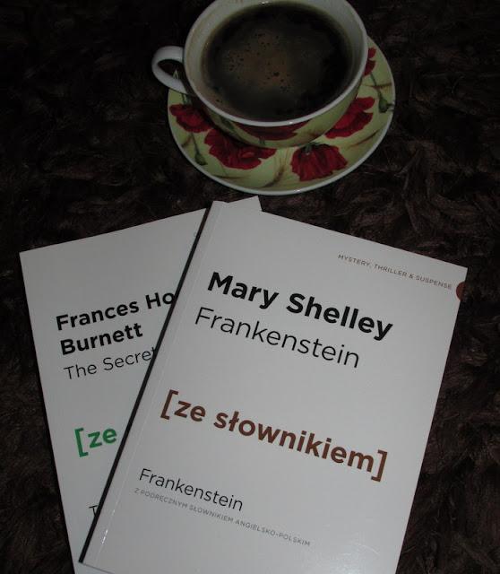 """A może """"Frankenstein"""" w oryginale? Czyli o książkach ze słownikiem!"""