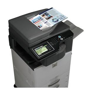 Sharp MX-2614N Scanner Driver Download