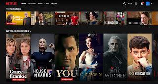 Cara Menggunakan dan Daftar Kode Rahasia di Netflix, Sangat Mudah!