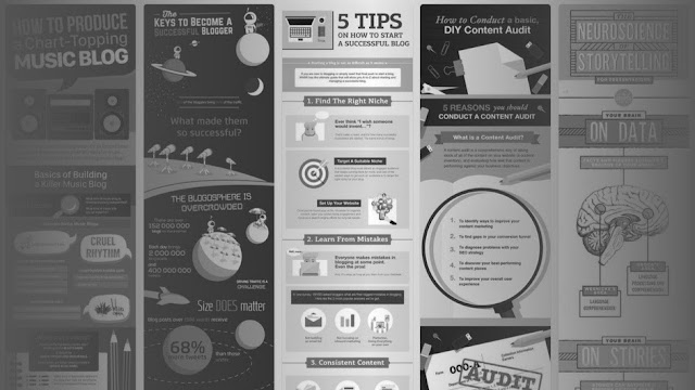 A Do-It-Yourself Guide For Beginners: Creating Shareable Infographics