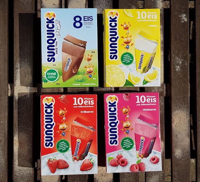 Den Sommer genießen: Leckeres Wassereis aus Dänemark. Über den Dänemark Shop könnt Ihr das Eis auch in Deutschland bestellen.