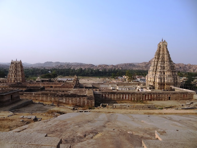 Virupaksha Temple in Hampi - Pick, Pack, Go