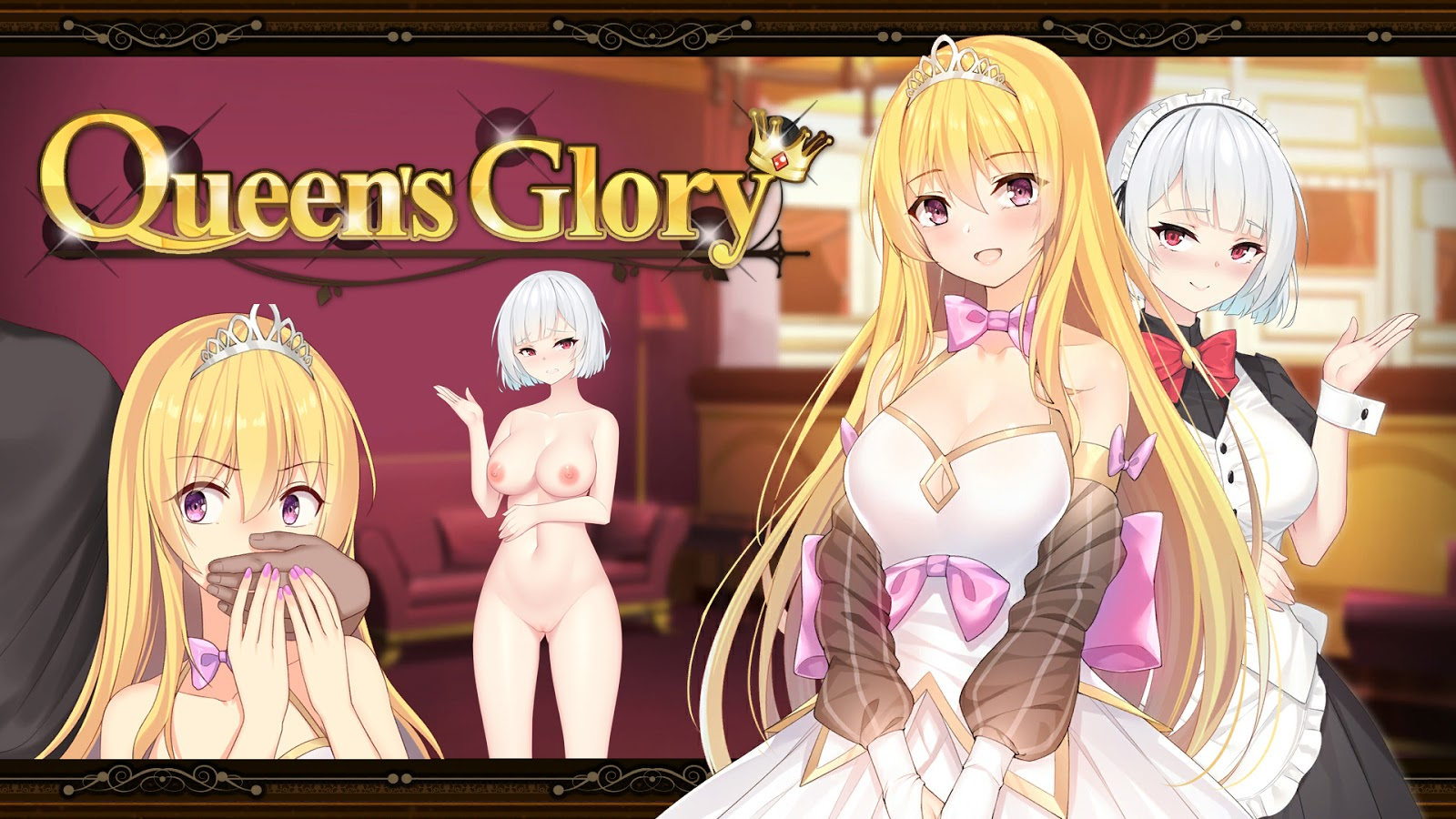 [H-GAME] Queen's Glory V1.0 Uncensored English , JP, Zh Español + Android