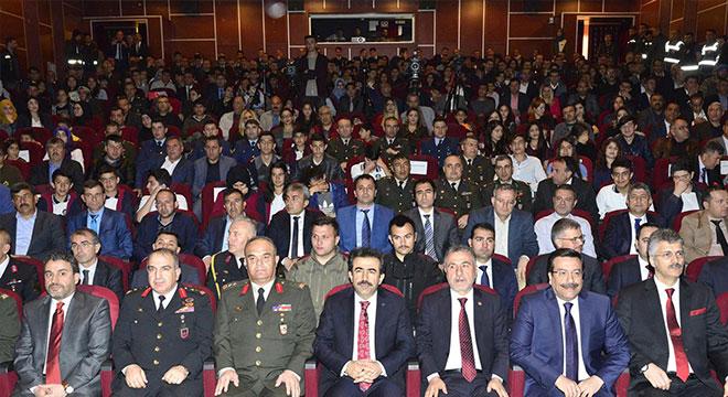 Diyarbakır'da Çanakkale Zaferinin 103. yıldönümü etkinlikleri düzenlendi