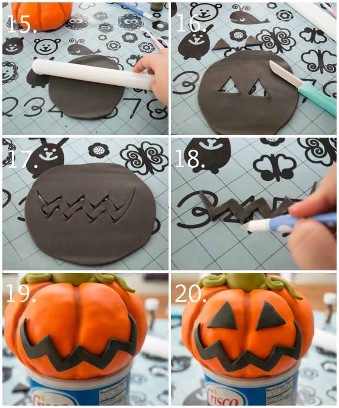 Tutorial: modelado paso a paso de una calabaza de Halloween en RKT