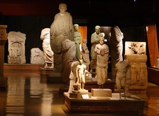 çanakkale arkeoloji müzesi ile ilgili görsel sonucu