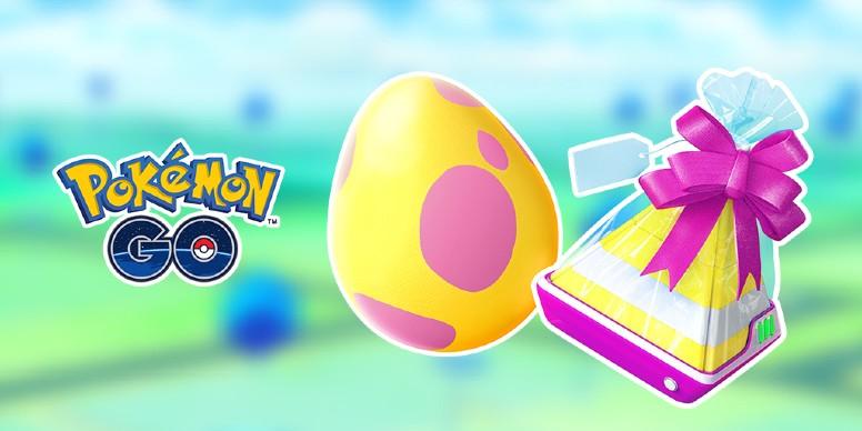 Pokémon GO Formas de Galar Ovos 7Km