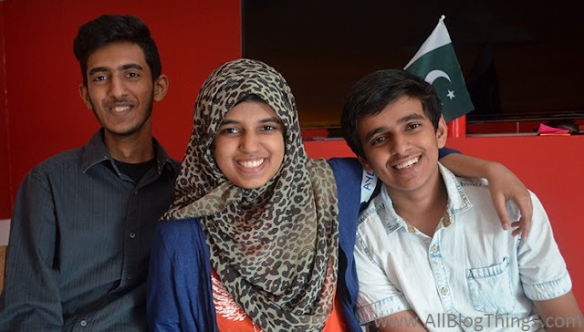 1. Kids of Babur, Co-founders Teddict