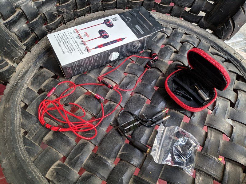 Paket Pembelian Soundmagic E10C