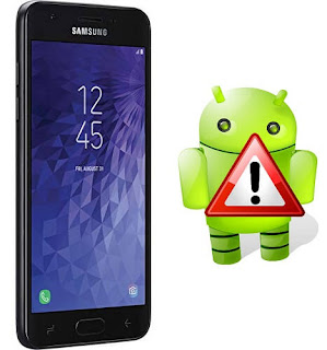 Fix DM-Verity (DRK) Galaxy J7 2018 SM-J737A FRP:ON OEM:ON
