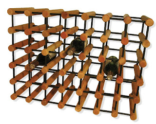 wine rack from jk adams
