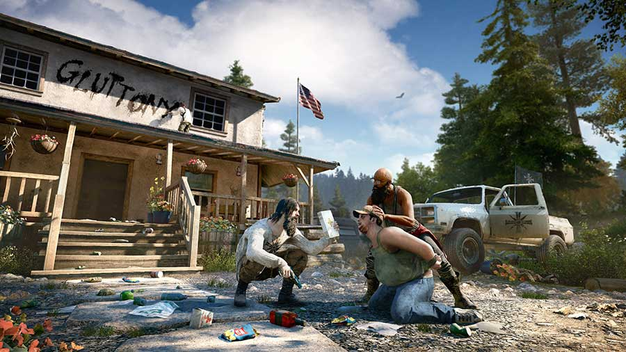 Far Cry 5 2018 Jogo  completo Torrent