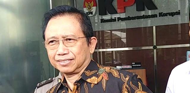 Mantan Ketua DPR RI Dipanggil KPK Dalam Kasus Dugaan Suap Dan Gratifikasi Perkara Di MA