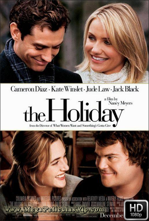 The Holiday (Vacaciones) [1080p] [Latino-Ingles] [MEGA]