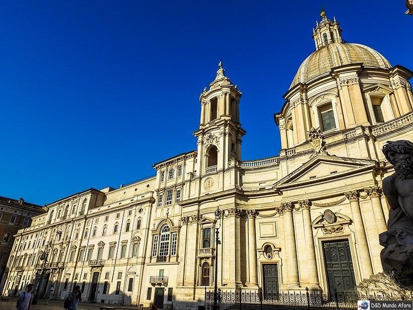 Palazzo Panphili - O que fazer em Roma, Itália