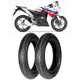 Honda CBR 125 best tyres