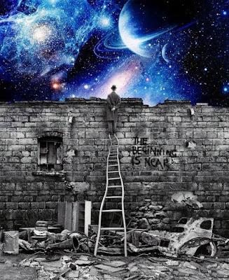 Poesia, Reflexão, Trecho, Universo, David Alves Mendes