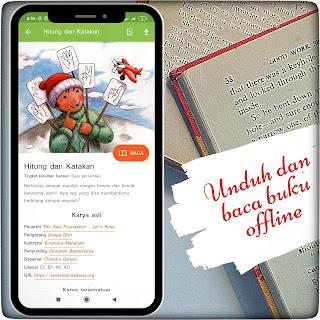 App membaca bergambar