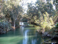 Israel in photos: Jordan River