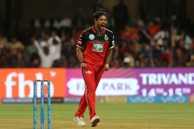 Image result for umesh yadav ipl 2018