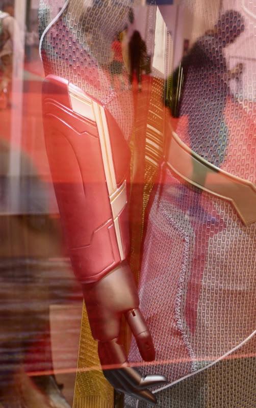 Vision costume gauntlet Avengers