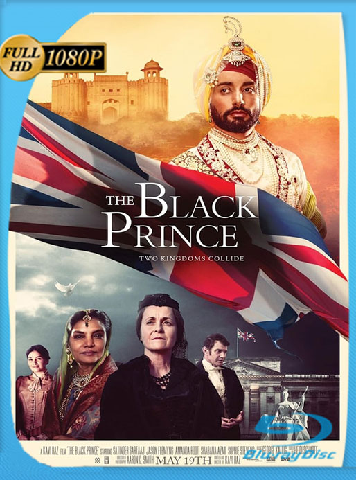 The Black Prince (2017) HD 1080p Latino [GoogleDrive] [tomyly]