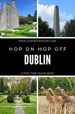 Hop on Hop off Dublin Sightseeing