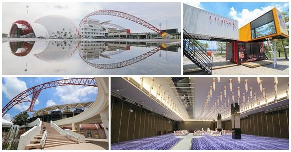台中洲際棒球文創園區、台中洲際棒球場、迷你蛋、棒球故事館、假日市集、好運來洲際宴展中心