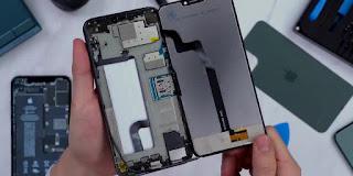 Mesin Depan iPhone 11 Pro Max HDC