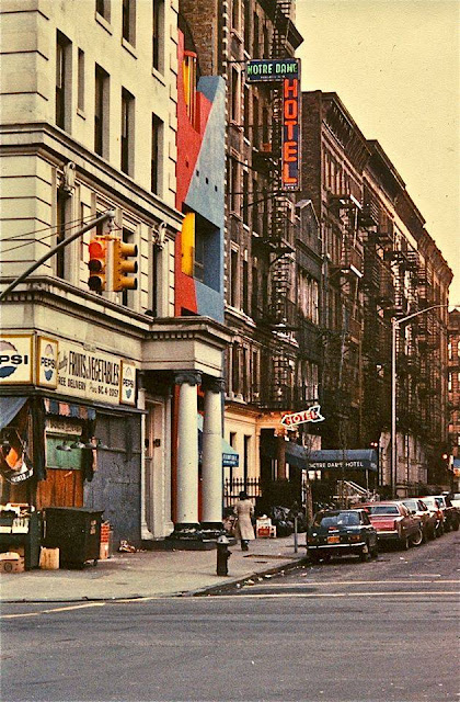West 80th Street and Broadway in 1985 randommusings.filminspector.com