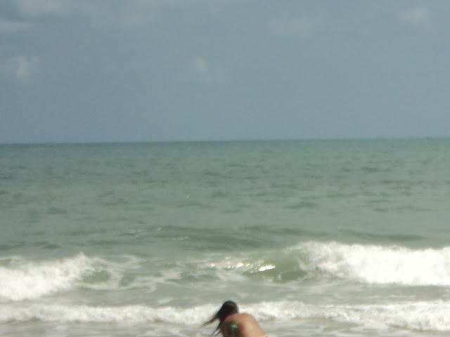 Praia das Fontes, praia encantadora no litoral cearense