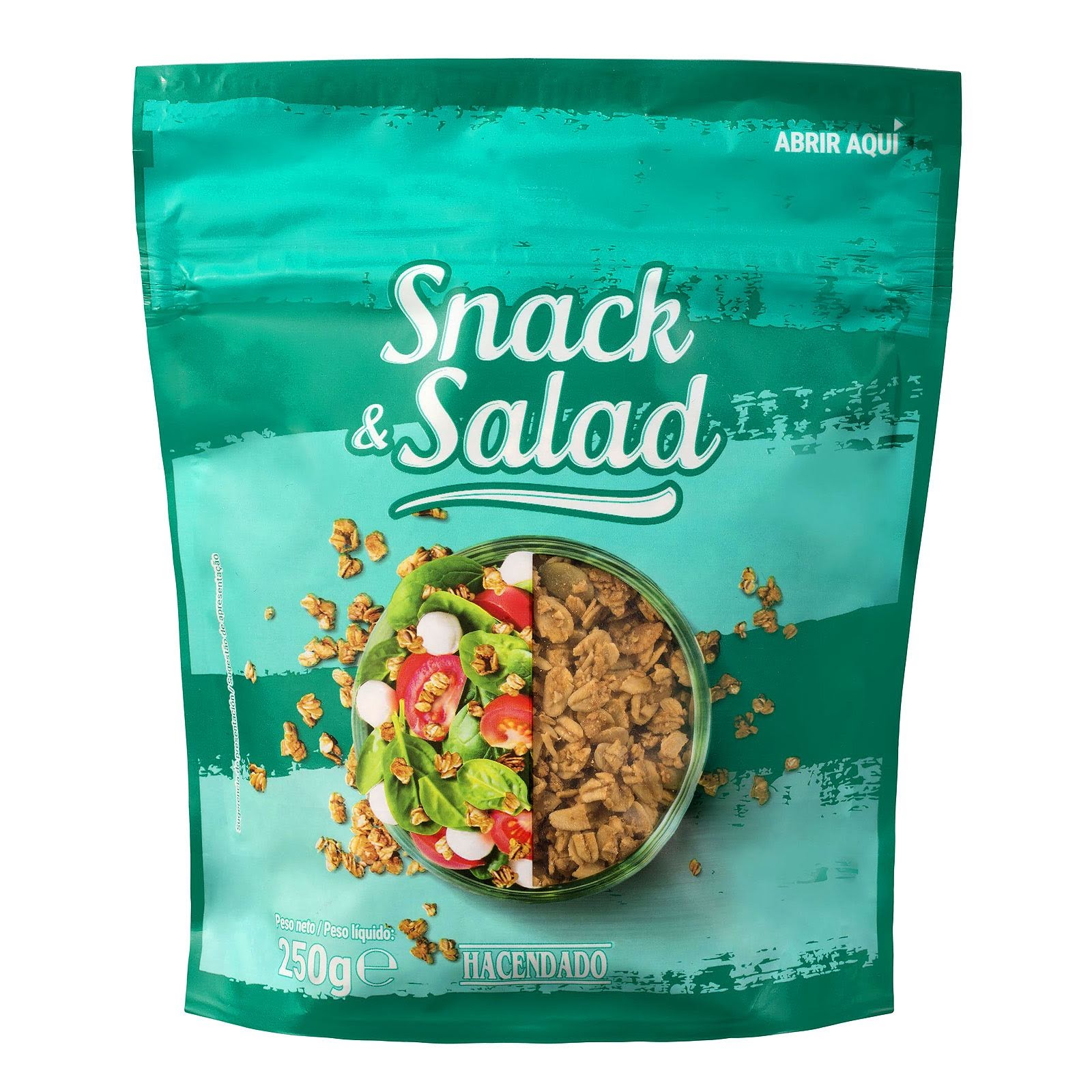 Snack & salad Hacendado