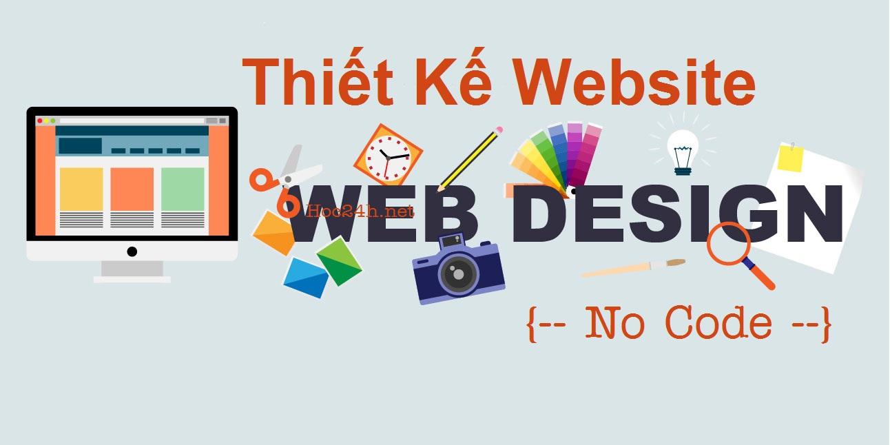 Thiết kế website bán hàng của riêng bạn trong 3 ngày không cần code
