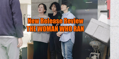 the woman who ran review