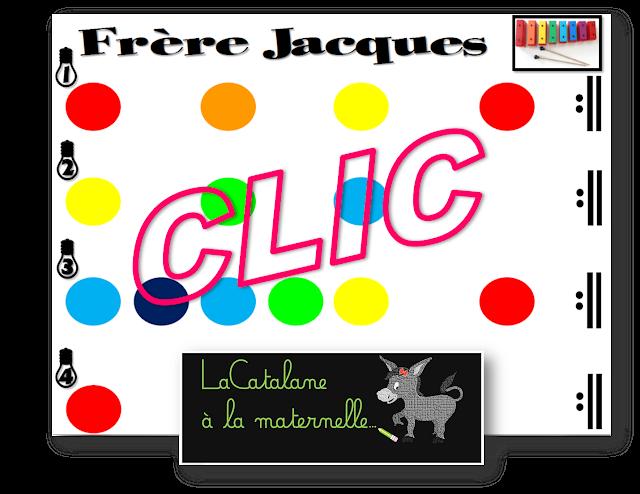 Frère Jacques - métallophone (LaCatalane)