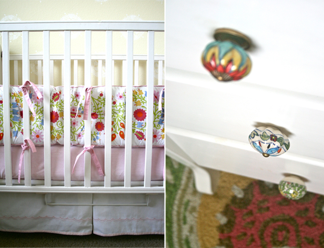 The Color Issue Cozy Girl S Nursery