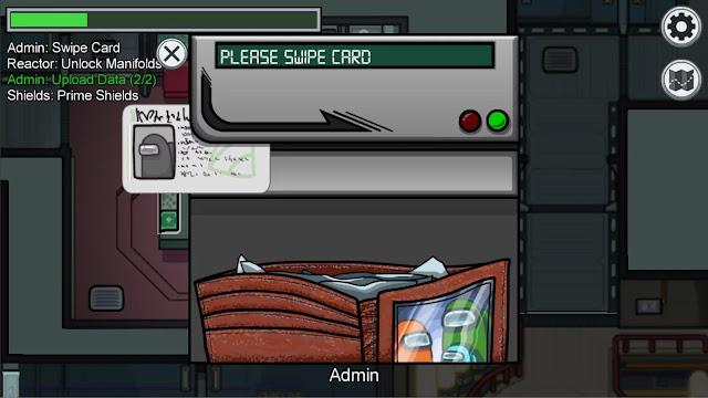 Screenshot Gameplay Game Among Us