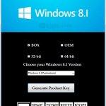 Windows 8, 8.1 Product Key Generators [Latest] Is Here