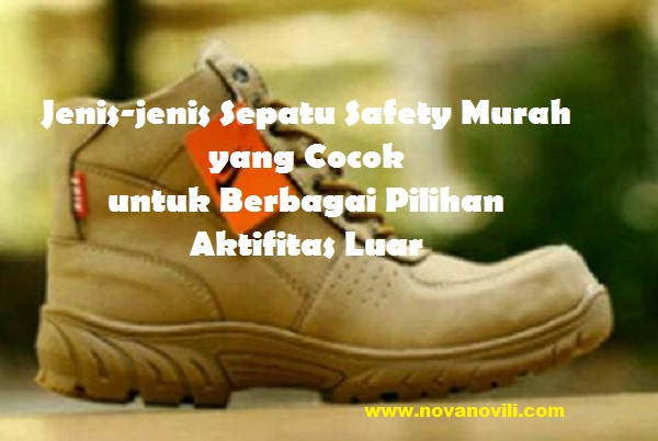 sepatu boot murah