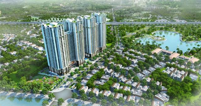 Dự án Five Star Garden Kim Giang