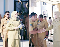 Bupati Bima Berharap Tempaan Ramadhan Bisa Tingkatkan Kualitas Diri ASN