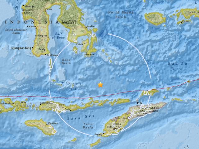 Gempa 6,4 Skala Richter Guncang NTT, Tak Sebabkan Tsunami Namun Sebabkan Korban dan Kerugian Harta Benda