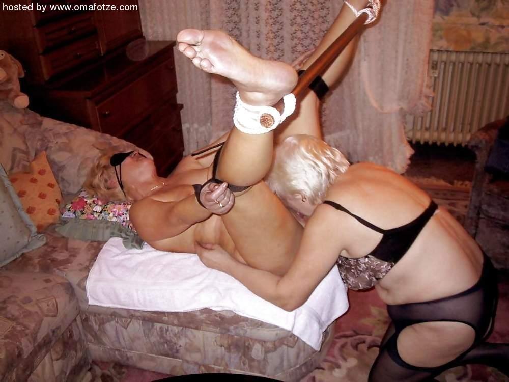Granny On Granny Lesbian Porn