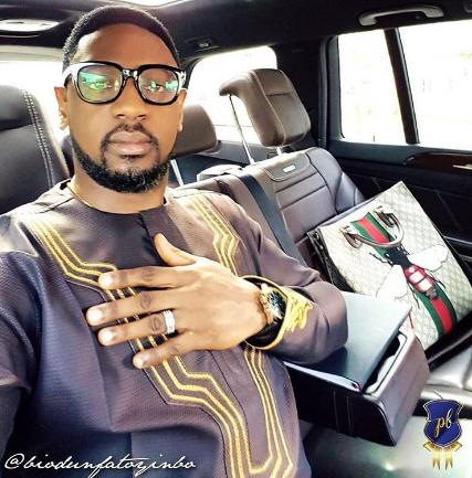 pastor biodun fatoyinbo gucci bag