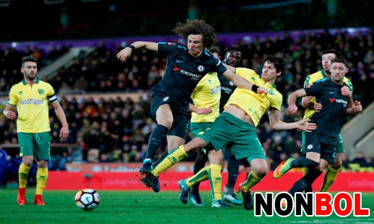 Cuplikan Gol Chelsea 1 (5)-(3) 1 Norwich City | Round 3 (2) Piala FA 2018