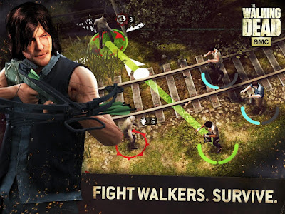 The Walking Dead No Man's Land v2.2.1.8 Mod Apk (High Damage)