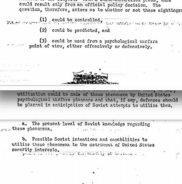 Extractos de los informes altamente secretos.