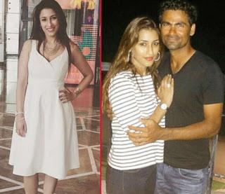 Pooja Yadav With Husband